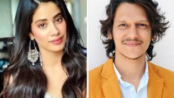 Janhvi Kapoor and Vijay Varma to star in Zoya Akhtar's short film for Netflix, Ghost Stories