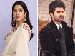 Janhvi Kapoor with Vijay Deverakonda in Fighter? Not yet