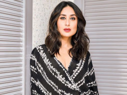 Kareena Kapoor Khan looks like the queen of casuals in this Nupur Kanoi wrap dress