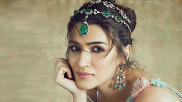 Kriti Sanon's ethnic look on the cover of Brides Today magazine will make your day better!