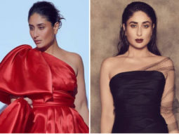 Lakme Fashion Week Winter/Festive 2019: Kareena Kapoor Khan is a royalty in red and black Gauri & Nainika couture at grand finale