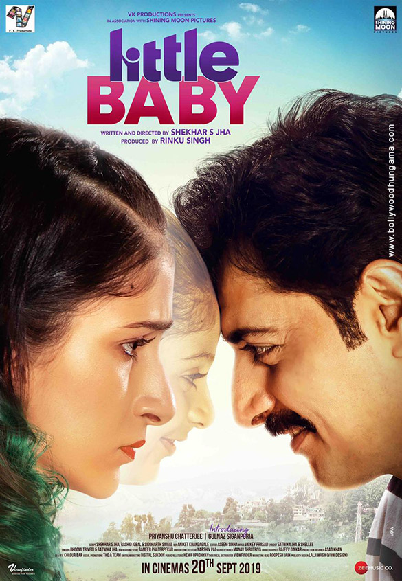 First Look Of The Movie Little Baby