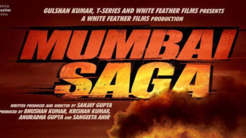 Mumbai Saga's release date finalized, the multi-starrer to release on June 19, 2020!