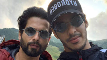PICTURES Shahid Kapoor and Ishaan Khatter's road trip with their biker gang looks LIT!