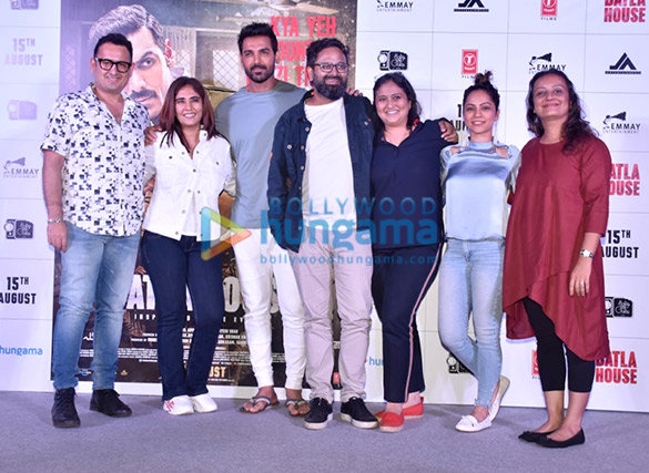 Photos: Batla House cast snapped at the press conference