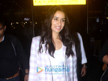 Photos Janhvi Kapoor, Shraddha Kapoor, Shahid Kapoor and others snapped at the airport
