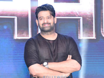 Photos: Prabhas, Shraddha Kapoor, Chunky Pandey and others snapped at the press meet of Saaho