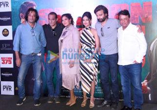 Photos: Richa Chadda, Akshaye Khanna and others snapped at Section 375 trailer launch