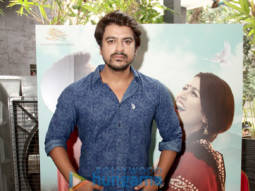Photos Team of Saumya Ganesh snapped at their film launch (2)
