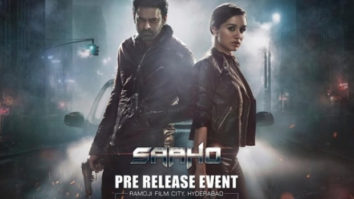 Prabhas gears up to meet a crowd of 100,000 at the Saaho pre-release event at Hyderabad's Ramoji Film City!