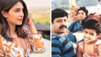 Priyanka Chopra Jonas gets emotional on her father, Dr. Ashok Chopra's birthday and shares a heart-felt message on social media