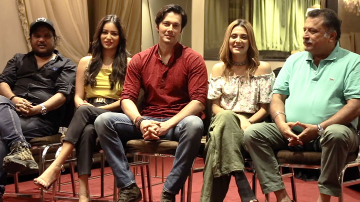 """Rajniesh Duggall """"I never BELIEVED in GHOSTS till…"""" Mushkil Film Interview with Cast & Crew"""
