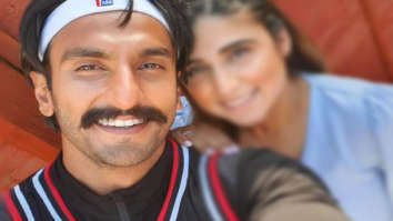 Ranveer Singh travels to a fan's home in London for a surprise visit!