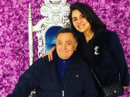 Rishi Kapoor says Neetu Kapoor was his rock throughout the cancer treatment