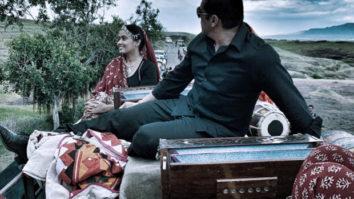 Sonakshi Sinha captures a candid Salman Khan on the sets of Dabangg 3