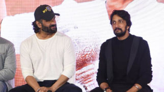 Suniel Shetty, Kichcha Sudeepa and others grace the trailer launch of Pehlwaan Part 2