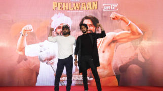 Suniel Shetty, Kichcha Sudeepa and others grace the trailer launch of Pehlwaan Part 3