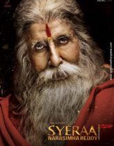 First Look Of Syeraa Narasimha Reddy
