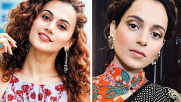 Taapsee Pannu names Kangana Ranaut as an inspiring female icon of Bollywood