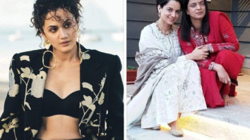 Taapsee Pannu says she cannot change Rangoli Chandel's perception about her 'double filter' comment