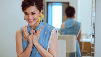 Taapsee Pannu talks about the time she got hit in the head with a coconut by her director!
