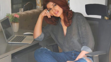 Twinkle Khanna recreates horror scene from Typewriter with daughter Nitara