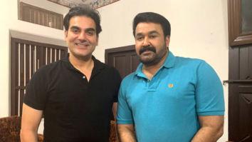 VIDEO Arbaaz Khan enjoys karaoke session with Big Brother co-star Mohanlal on his birthday