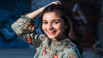 Why did Alia Bhatt literally jump when she was offered Inshallah