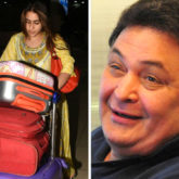 You show confidence with no insecurities - Rishi Kapoor PRAISES Sara Ali Khan