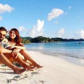 Anushka Sharma enjoys her time off with husband Virat Kohli and Team India in West Indies