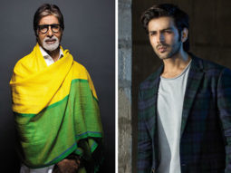 Amitabh Bachchan and Kartik Aaryan to come together for a project