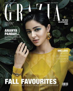 Ananya Panday On The Covers Of Grazia