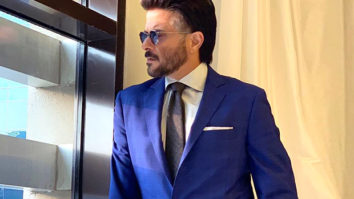Anil Kapoor puts the younger lot to shame with his new running technique!