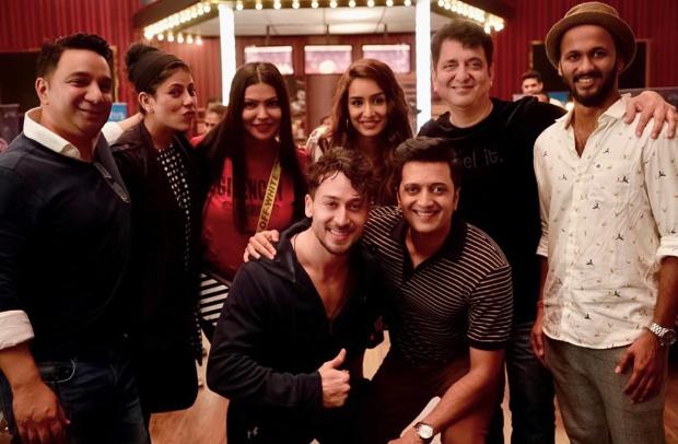 Baaghi 3: Tiger Shroff, Shraddha Kapoor, Riteish Deshmukh's film goes on floor today