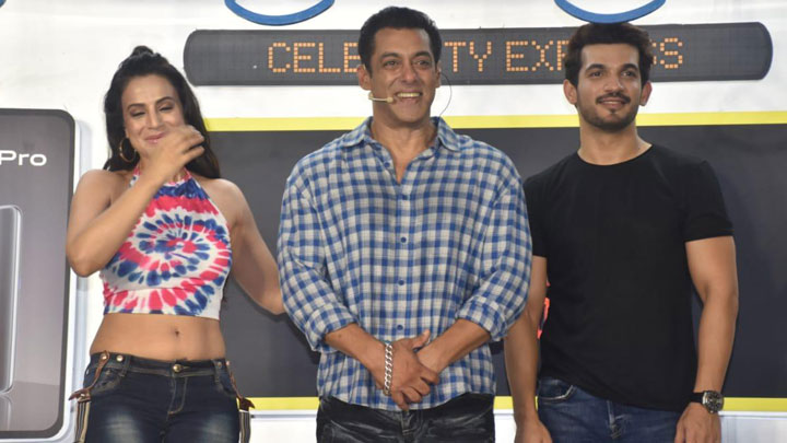 Celebs grace the launch press conference of Bigg Boss with Salman Khan | Part 2