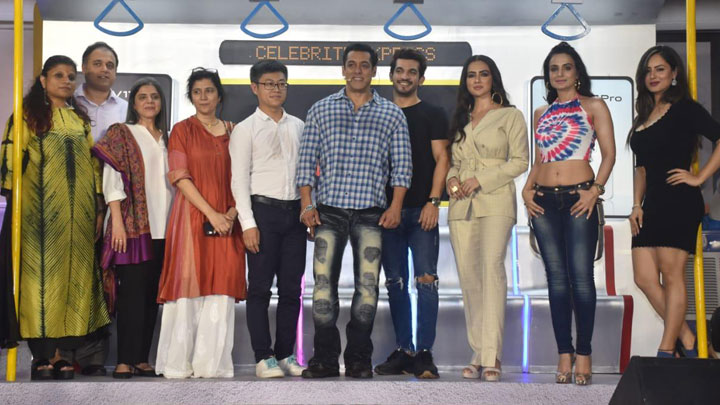 Celebs grace the launch press conference of Bigg Boss with Salman Khan | Part 1
