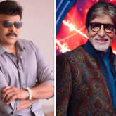 Chiranjeevi delayed Sye Raa Narasimha Reddy by a decade for political career; says Amitabh Bachchan had advised him not to join politics
