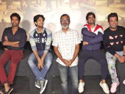 Chhichhore Cast promoting their film at Fun Cinema Nitesh Tiwari Naveen Polishetty Varun Sharma