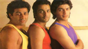 Farah Khan shares a picture of Chunky Panday, Sanjay Dutt and Sunny Deol from their younger days