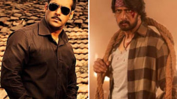 Dabangg 3: Salman Khan and Kichcha Sudeep go shirtless in high octane face off sequence