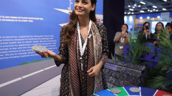 Dia Mirza represents India at the United Nations as a Sustainable Development Growth advocate