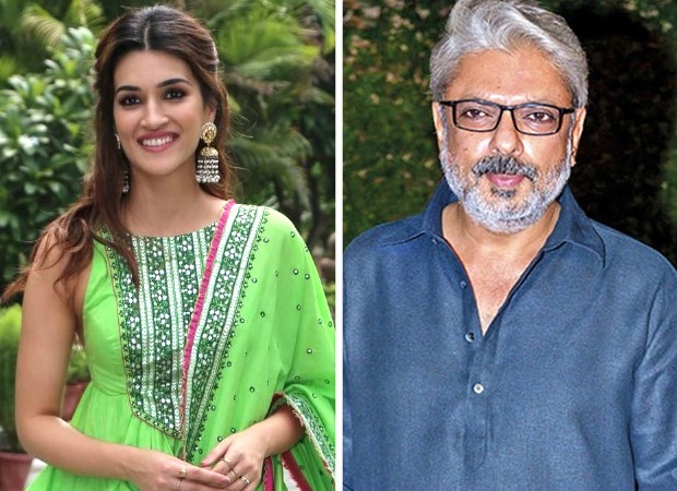 EXCLUSIVE: Kriti Sanon to star in Sanjay Leela Bhansali production?