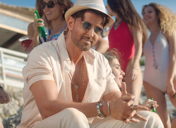 """Ease is the most difficult thing to achieve"" - Hrithik Roshan on War song 'Ghungroo'"
