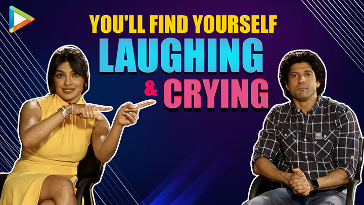 "Farhan Akhtar ""Zaira Wasim Is Very Very GIFTED Girl"" The Sky Is Pink Priyanka Chopra"