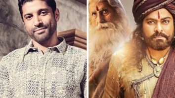 Farhan Akhtar to host Sye Raa Narasimha Reddy stars Amitabh Bachchan and Chiranjeevi for solid conversation over Indian Cinema