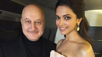 Anupam Kher talks about the moment he made 'perfectionist' Deepika Padukone cry