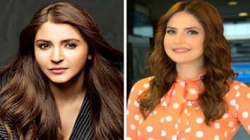 Zareen Khan finds Anushka Sharma's gesture very sweet, despite not being friends
