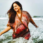 Sameera Reddy turns beatboxer with her 'boys and one lil girl'