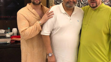 Ganesh Chaturthi 2019: Rishi Kapoor seeks Bappa's blessings at Neil Nitin Mukesh's residence