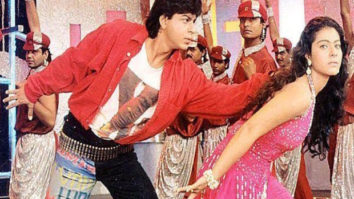 Gauri Khan shares throwback pictures of Shah Rukh Khan and Kajol from Baazigar and she can't believe her designing skills!